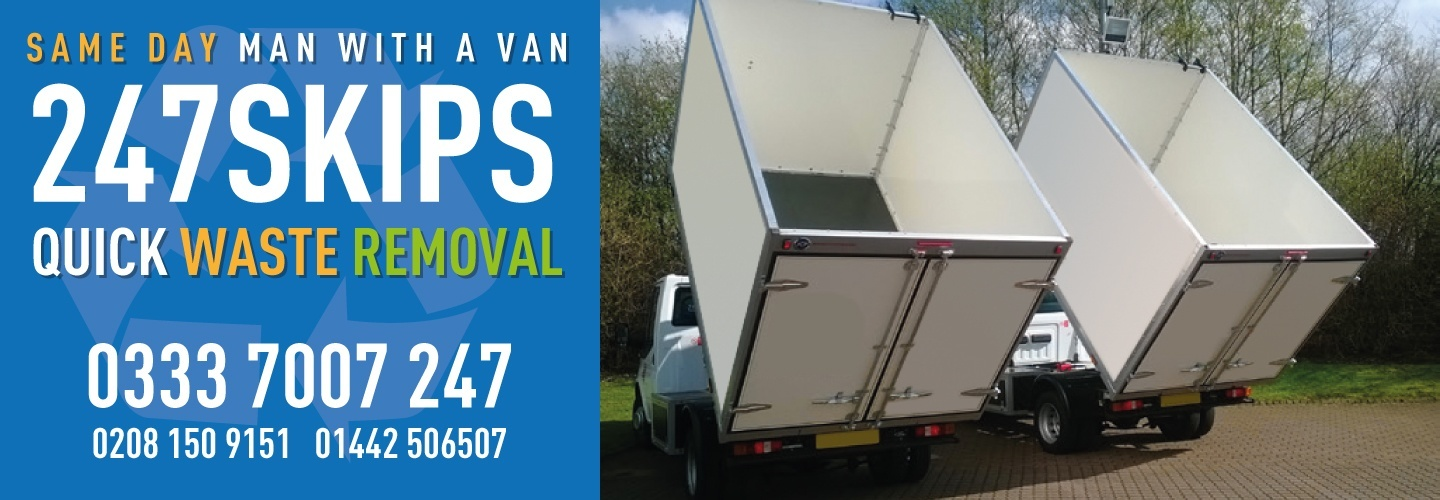 Man with a Van Hire, Quick Waste Removal
