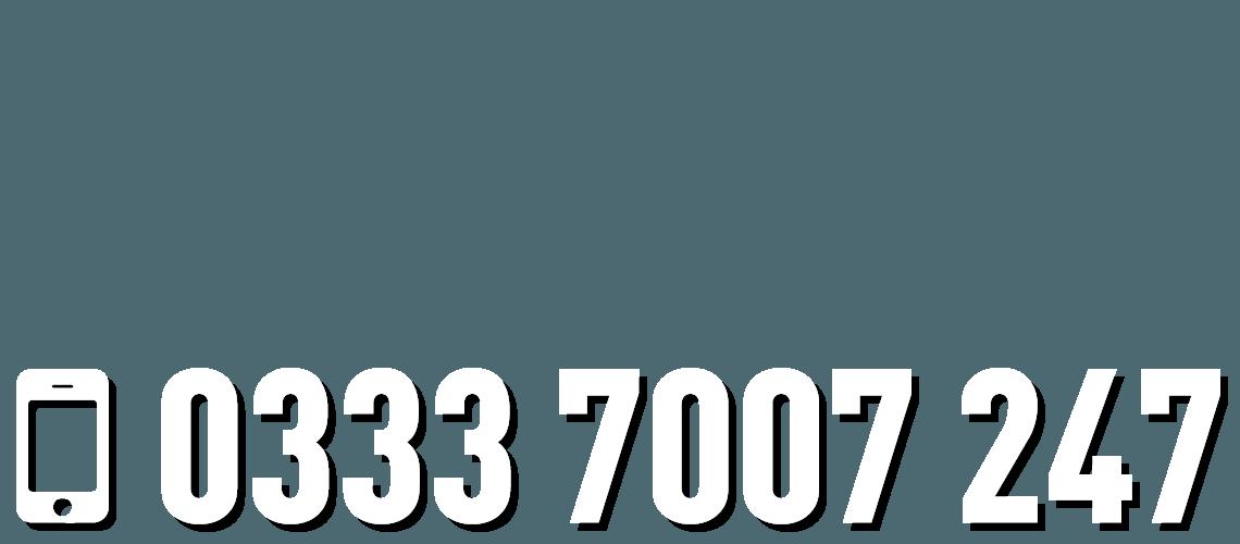 0333 7007 247