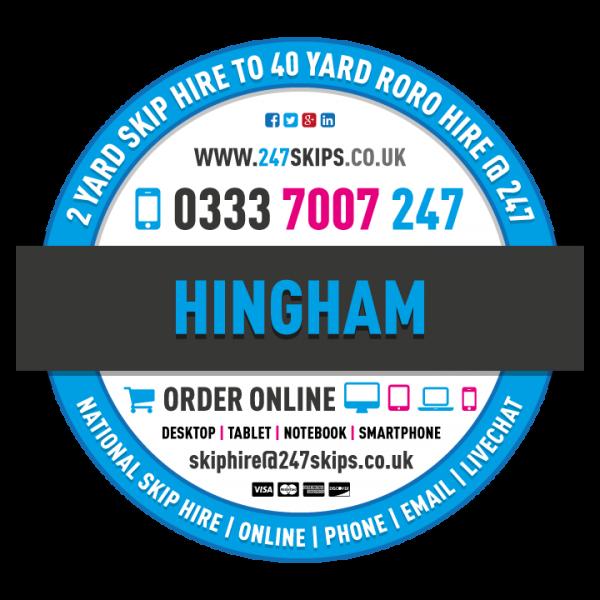 Hingham Skip Hire