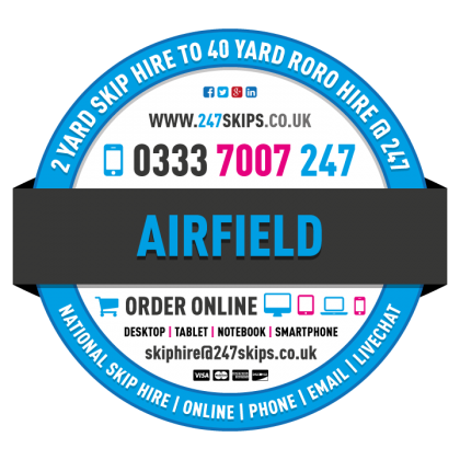Airfield Skip Hire
