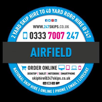 Airfield Skip Hire