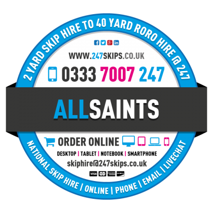 All Saints Skip Hire