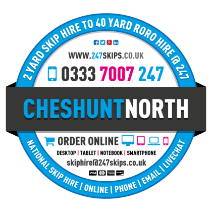 Cheshunt North Skip Hire