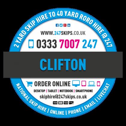 Clifton Skip Hire