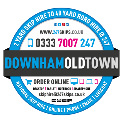Downham Old Town Skip Hire