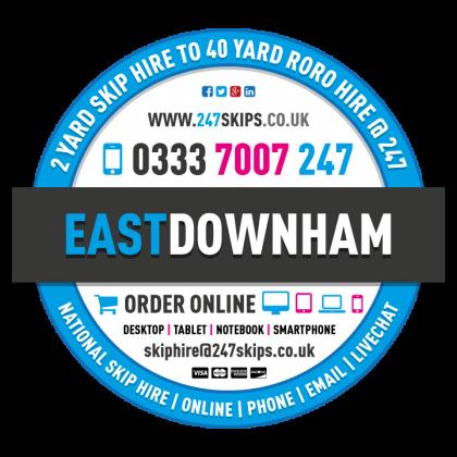 East Downham Skip Hire