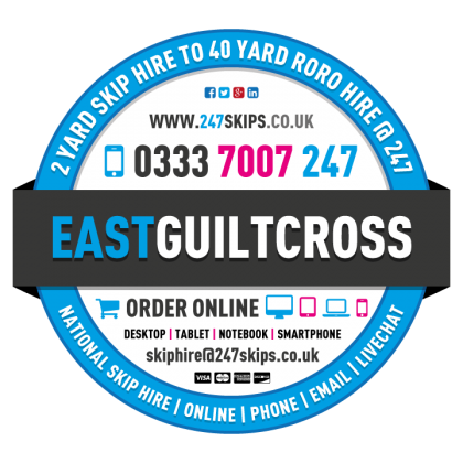 East Guiltcross Skip Hire