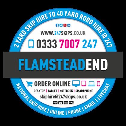 Flamstead End Skip Hire