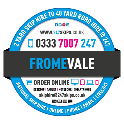 Frome Vale Skip Hire