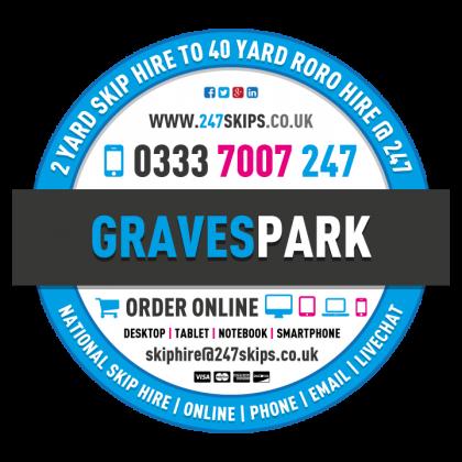 Graves Park Skip Hire