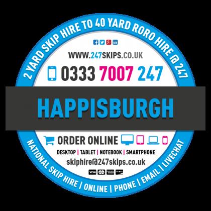 Happisburgh Skip Hire