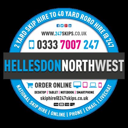 Hellesdon North West Skip Hire