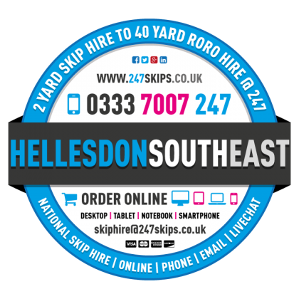 Hellesdon South East Skip Hire
