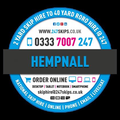 Hempnall Skip Hire
