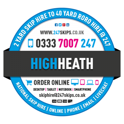 High Heath Skip Hire