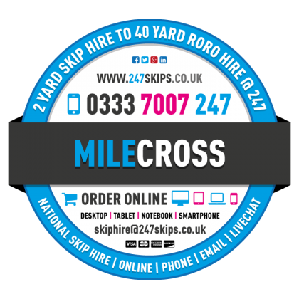 Mile Cross Skip Hire