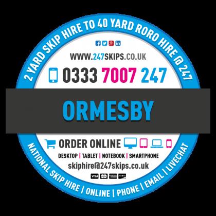 Ormesby Skip Hire