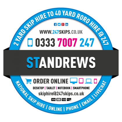 St Andrews Skip Hire