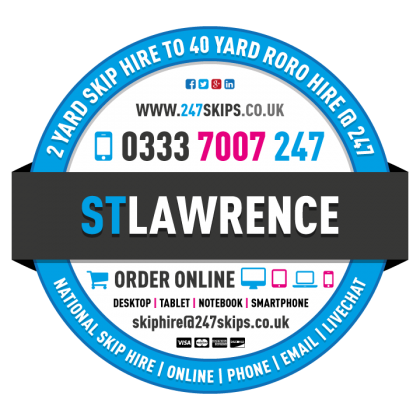 St Lawrence Skip Hire