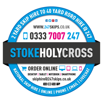 Stoke Holy Cross Skip Hire