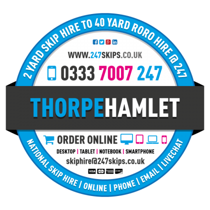 Thorpe Hamlet Skip Hire