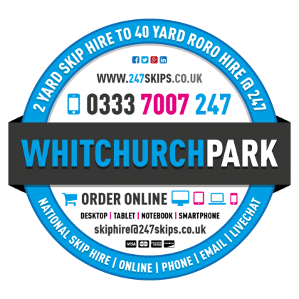 Whitchurch Park Skip Hire
