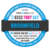 Broomfield Skip Hire, Chelmsford Essex