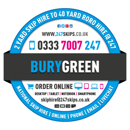 Bury Green Skip Hire