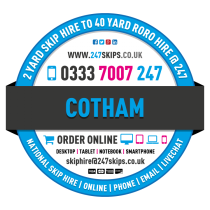 Cotham Skip Hire