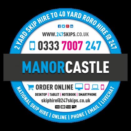 Manor Castle Skip Hire