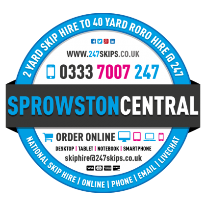 Sprowston Central Skip Hire