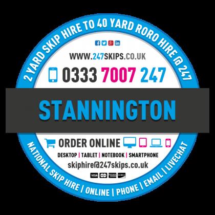 Stannington Skip Hire