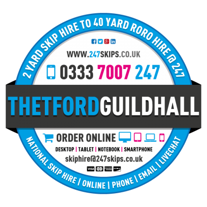 Thetford Guildhall Skip Hire