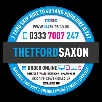 Thetford Saxon Skip Hire
