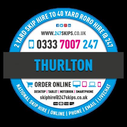 Thurlton Skip Hire