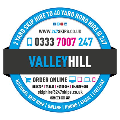 Valley Hill Skip Hire