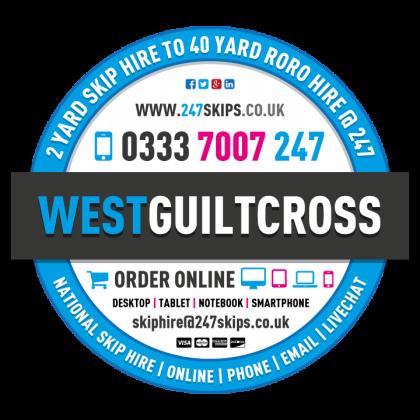 West Guiltcross Skip Hire