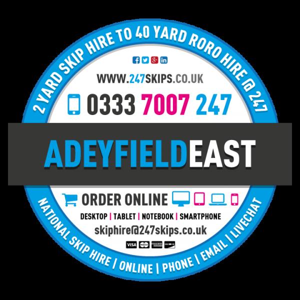 Adeyfield East Skip Hire