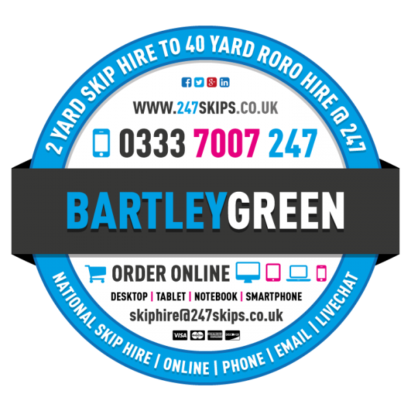 Bartley Green Skip Hire