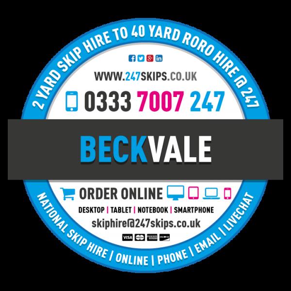 Beck Vale Skip Hire