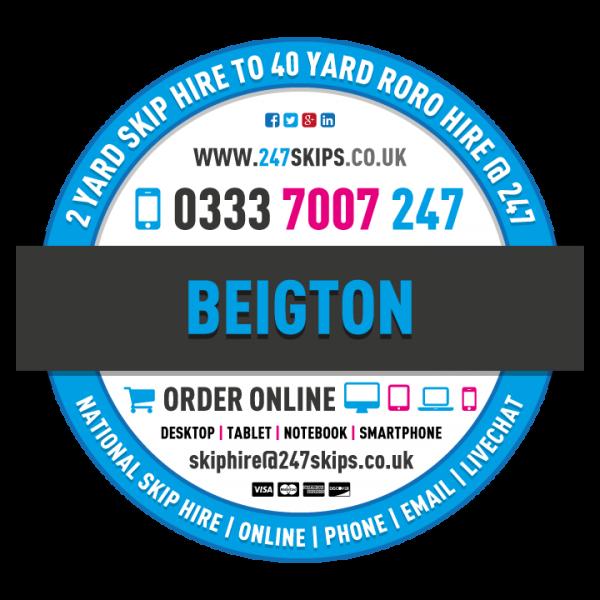 Beighton Skip Hire