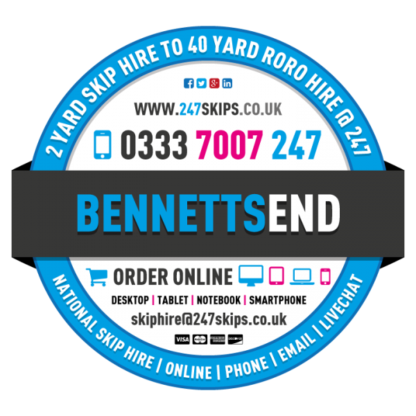 Bennetts End Skip Hire