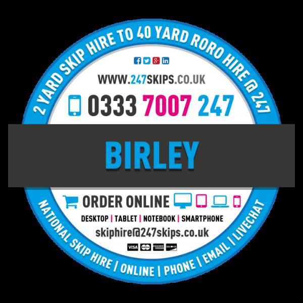 Birley Skip Hire