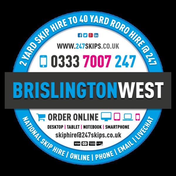 Brislington West Skip Hire