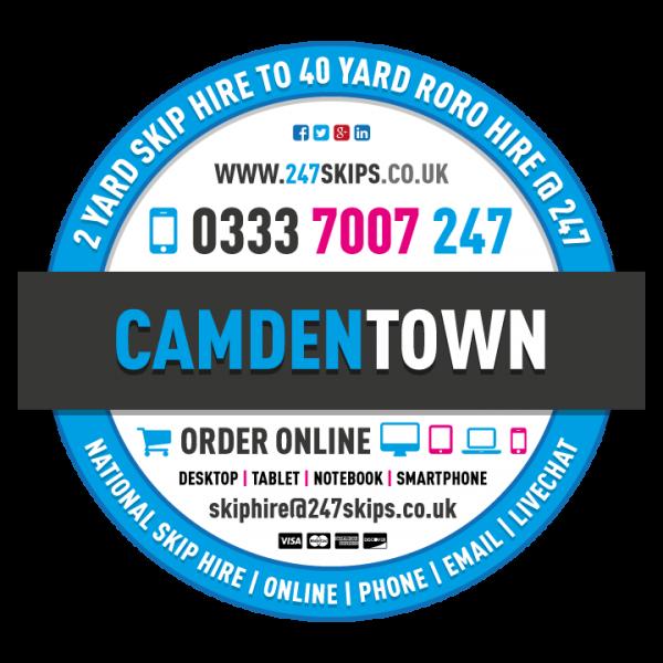 Camden Town Skip Hire