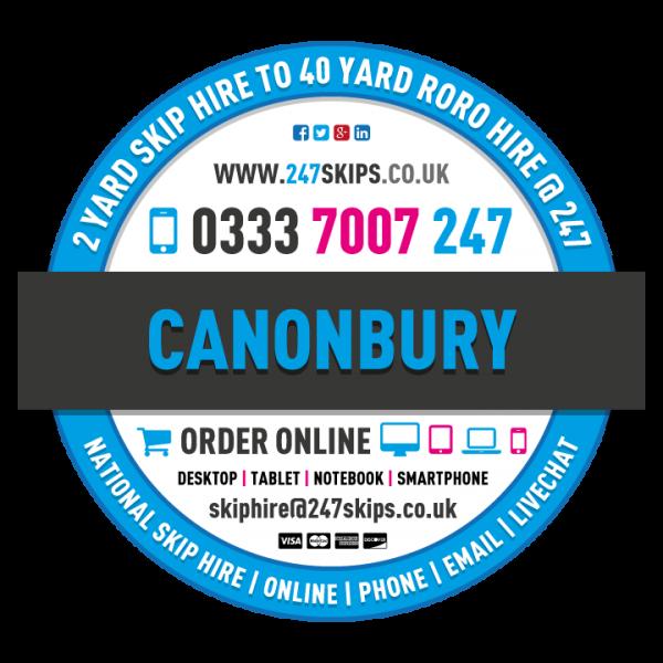 Canonbury Skip Hire