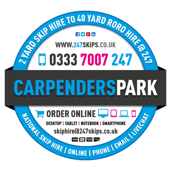 Carpenders Park Skip Hire