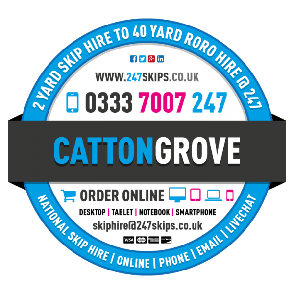 Catton Grove Skip Hire