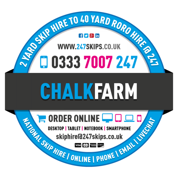 Chalk Farm Skip Hire