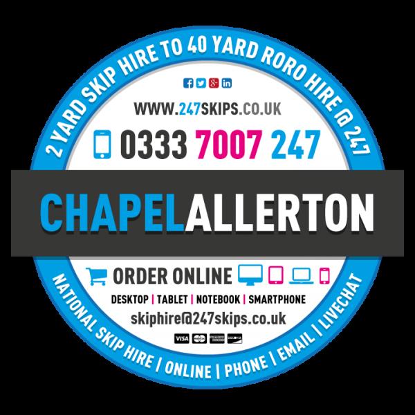 Chapel Allerton Skip Hire